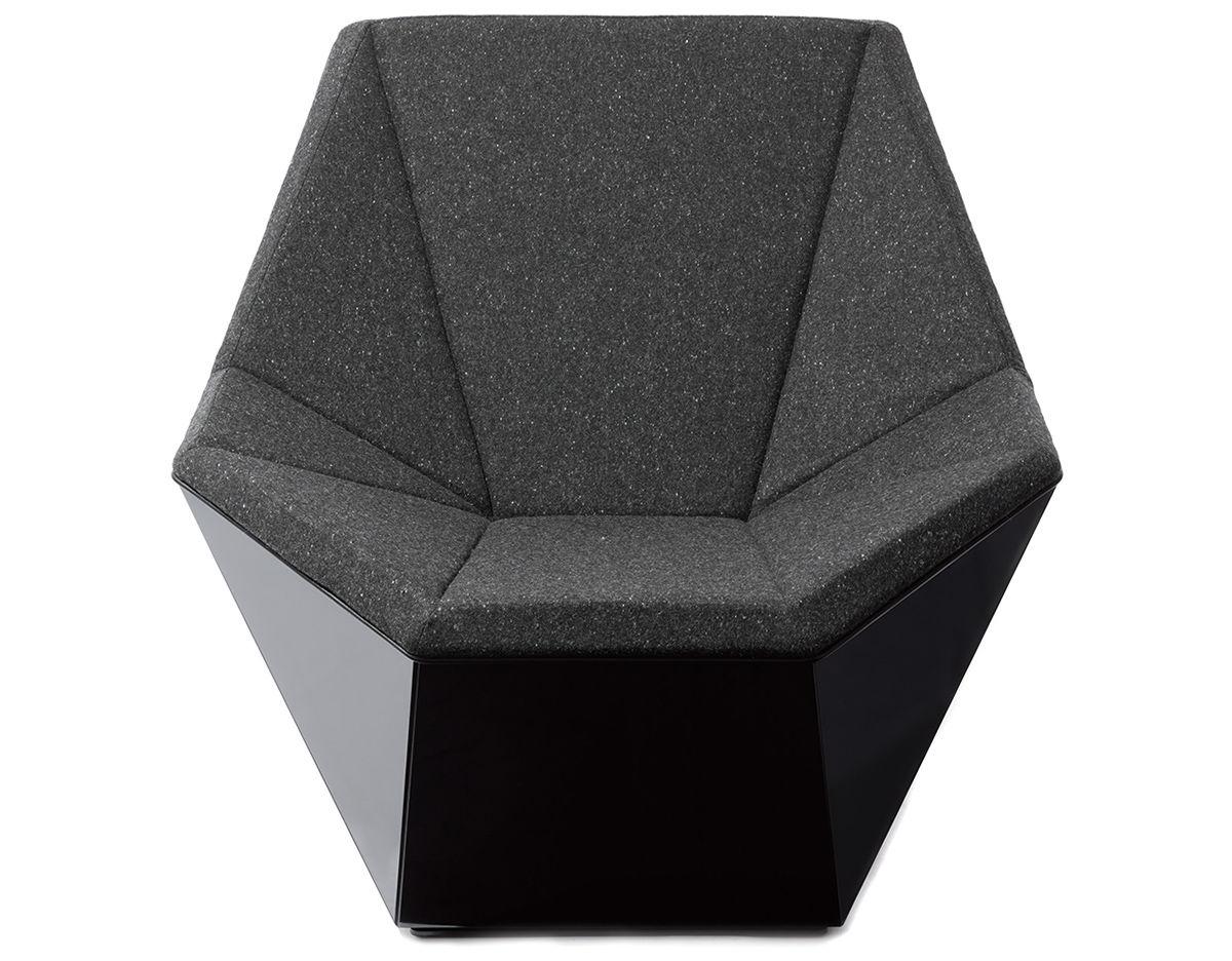 panton s chair white for bedroom washington prism™ lounge - hivemodern.com