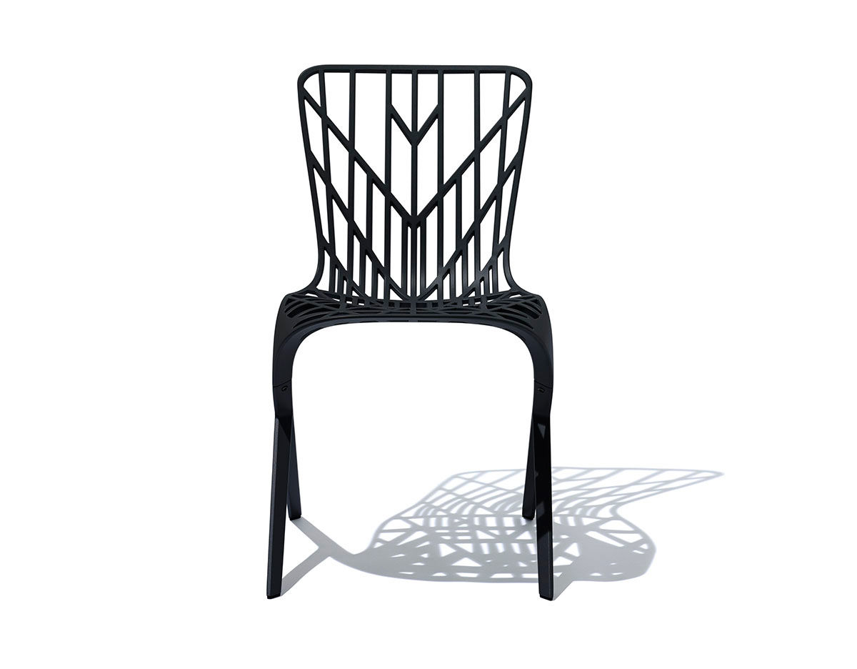 washington skeleton chair home theatre chairs perth side hivemodern