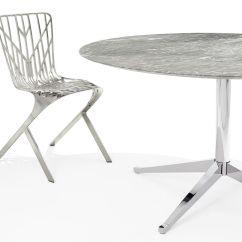 Washington Skeleton Chair Eames Aluminum Group Side Hivemodern