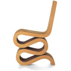 Frank Gehry Chair Rattan Cushions Covers Wiggle Hivemodern