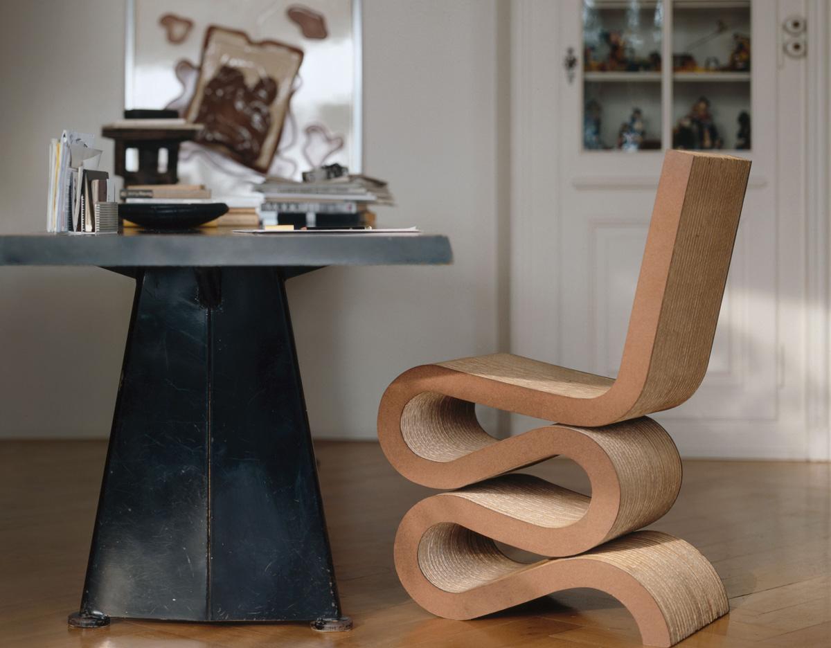 Wiggle Chair  hivemoderncom