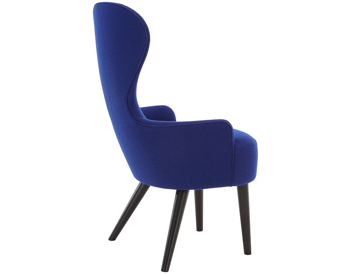 tom dixon wingback chair where to get covers dining with wood legs hivemodern