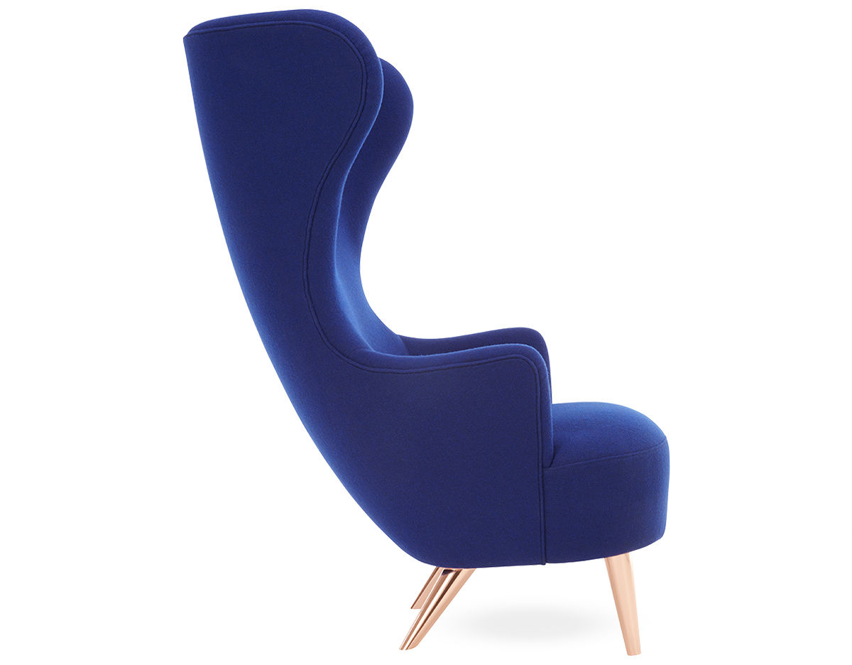 tom dixon wingback chair e1038 transport lounge hivemodern