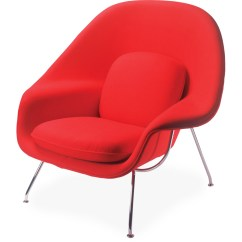 Knoll Saarinen Chair Ikea Accent Chairs Womb Lounge Hivemodern