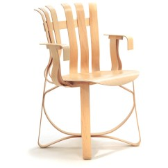Frank Gehry Chair Desk Rolling Hat Trick Hivemodern Com