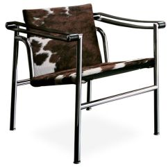 Le Corbusier Chair Stretch Covers For Sale Lc1 Sling Hivemodern Com By From Cassina