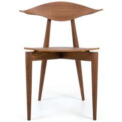 Oak And White Dining Chairs Bean Bag Kmart Manta Chair 349 Hivemodern Com