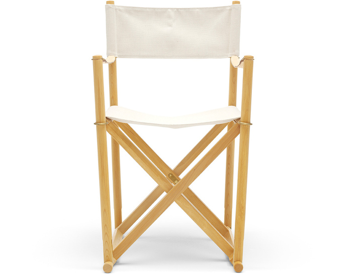 folding chairs outdoor use wooden reclining garden uk mogens koch 99200 chair hivemodern com by from carl hansen son