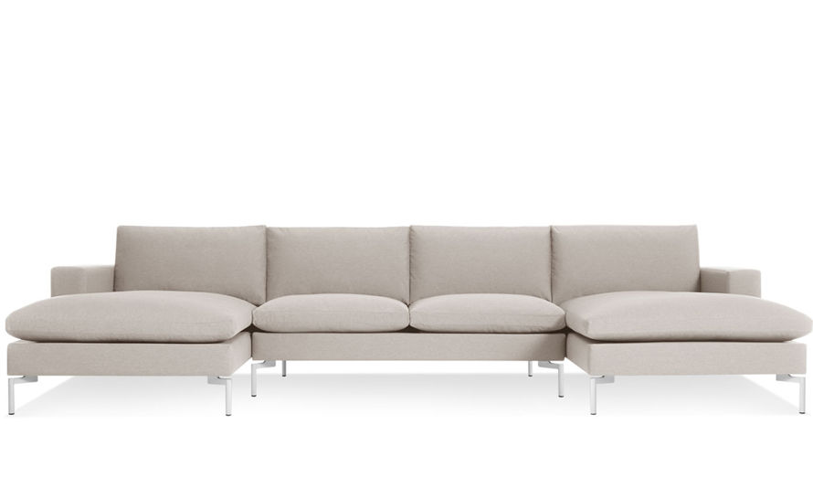 sectional sofa u shaped mattress cover for queen bed new standard hivemodern com from blu dot