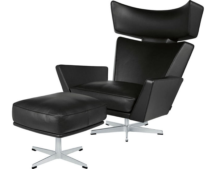 office chair ottoman gst on dental arne jacobsen oksen lounge hivemodern com