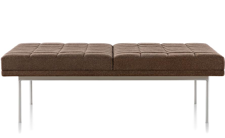 herman miller tuxedo sofa ashley circa sleeper bench hivemodern com
