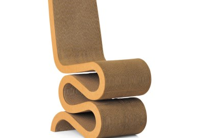 Cardboard Furniture Chair