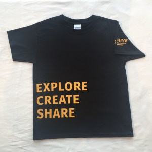 Hive Waterloo Region Youth T-shirt
