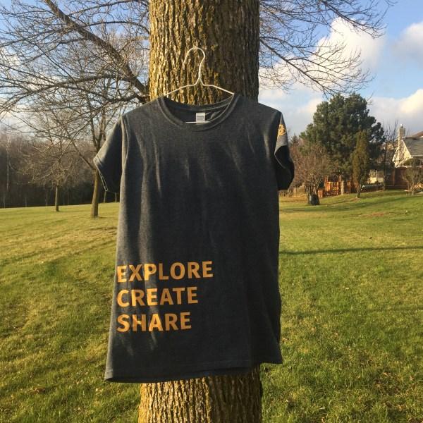 Hive Waterloo Region Adult Unisex T-shirt