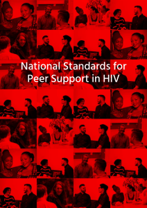 National Standards for Peer Support in HIV