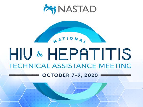 NASTAD HIV and Hepatitis assistance meeting logo
