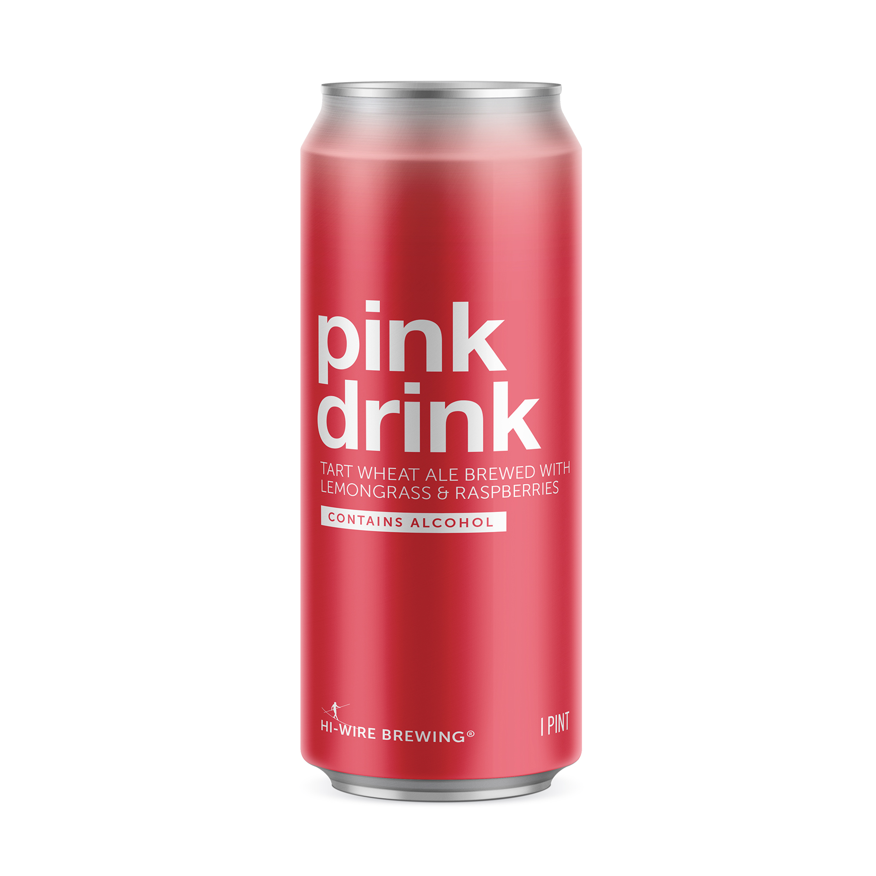 PINK DRINK is here! - Hi-Wire Brewing