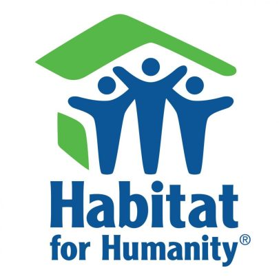 Logo for Habitat for Humanity