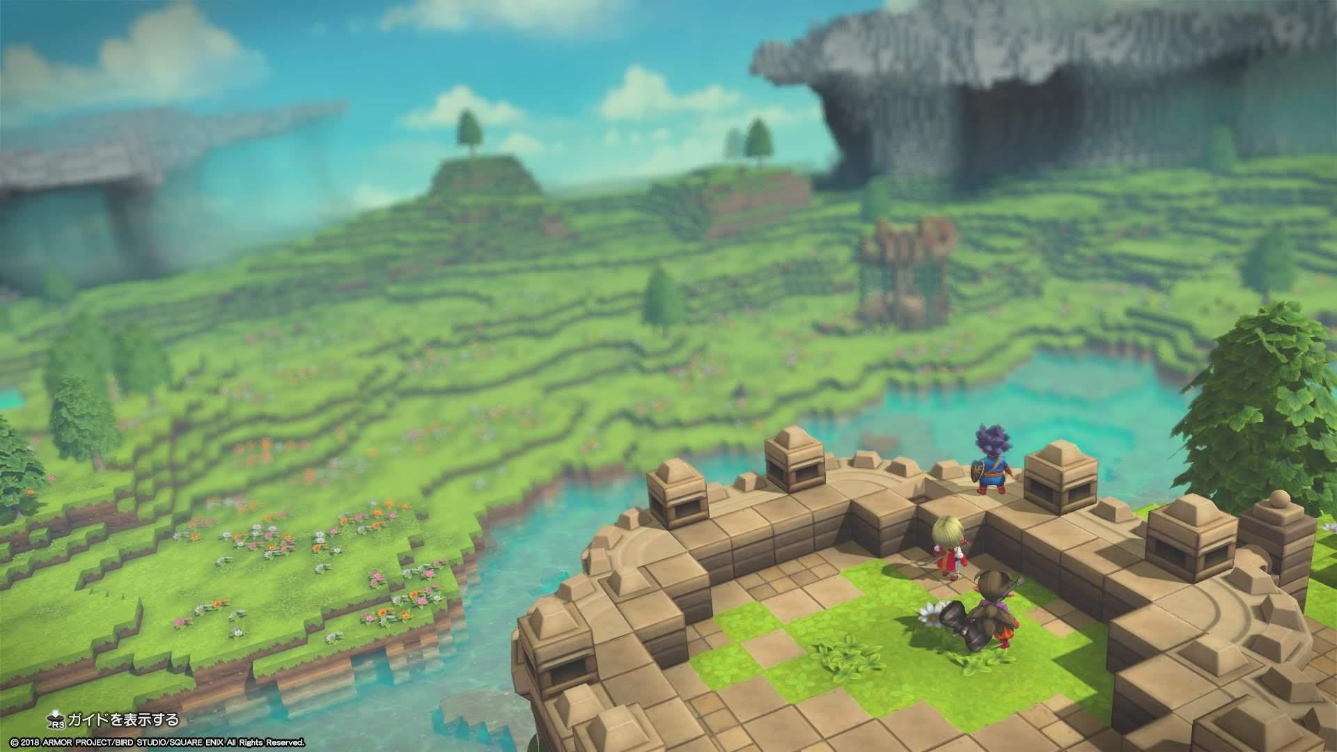 ドラゴンクエストビルダーズ2 破壊神シドーとからっぽの島,dqb2