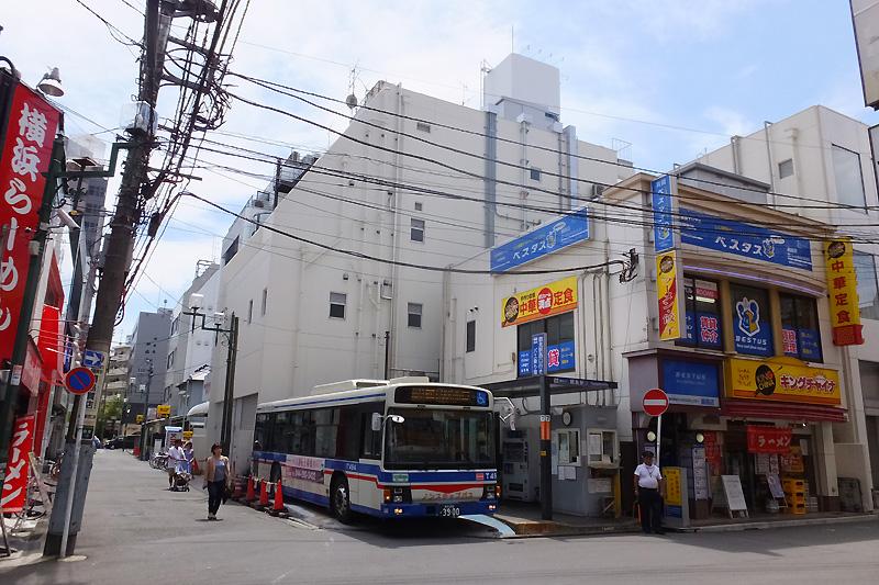 <綱島駅東口>駅前にタワマン構想が浮上、新綱島と合わせ「ツインビル化」か