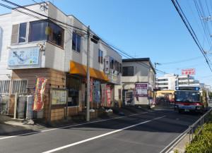 綱島正吉の建物もかつては事業所として使われていた