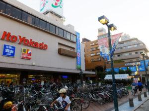 イベントはイトーヨーカドー綱島店前にて14時から開催予定(9月29日17時頃)