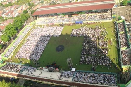 konferensi rajab 1432 H Stadion Lebak Bulus Jakarta