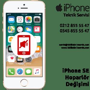 iPhone SE Hoparlör Değişimi