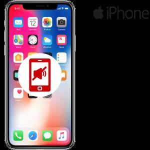 iPhone X Hoparlör Değişimi