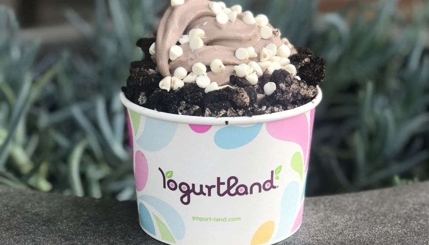 Yogurtland Expands Ice Cream Offering with New Strawberries & Cream Ice Cream and Mint OREO Cookies & Creme Ice Cream