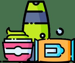 Icono productos cuidado personal