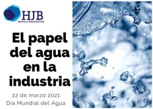 Portada del artículo: el papel del agua en la Industria