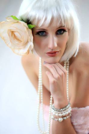 20's Styled Model Shoot