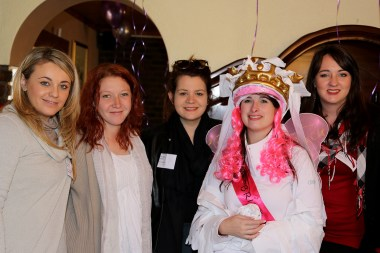 Bride to be & Guests