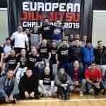 European jiu-Jitsu Challenge 2015