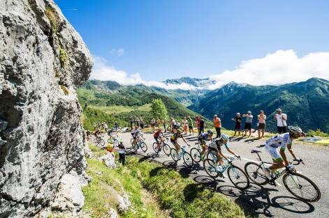 Keppendur í Tour de France