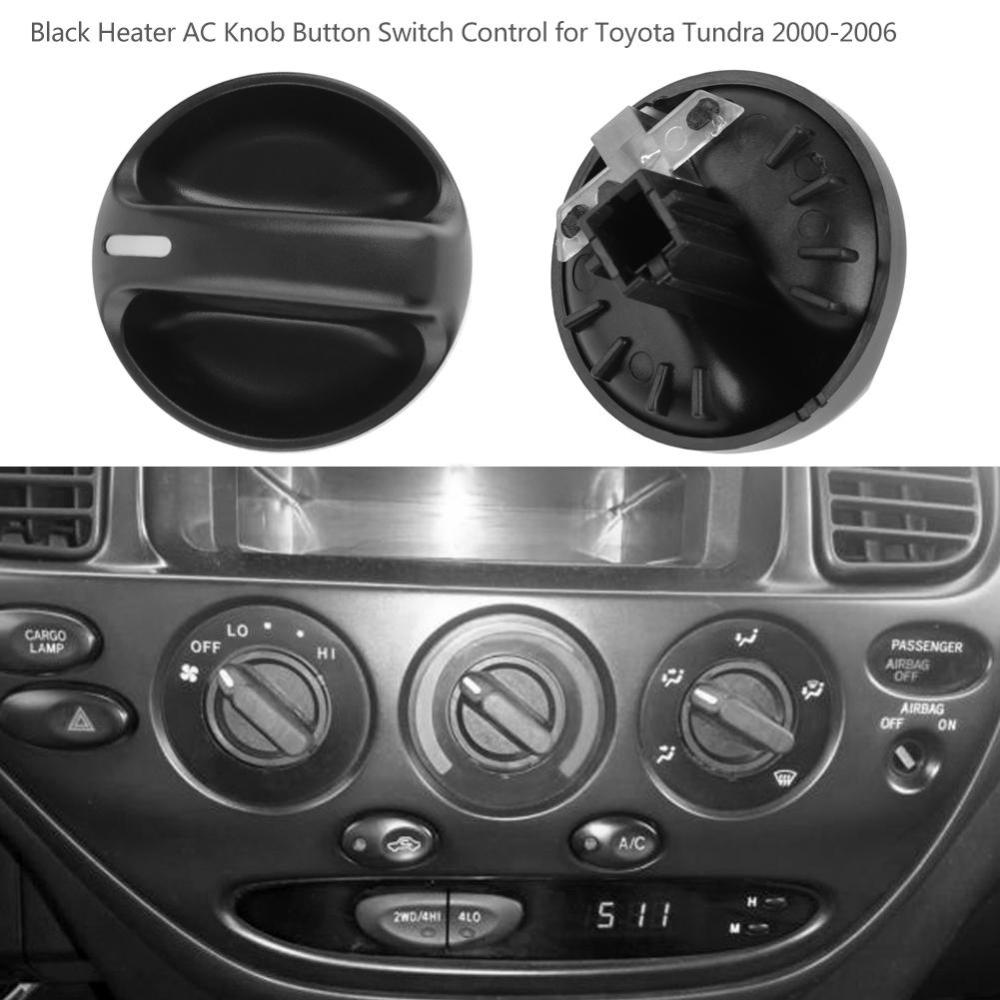 medium resolution of details about ac heater blower fan climate control knob for toyota tundra 2000 2006