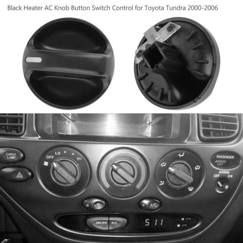 small resolution of details about ac heater blower fan climate control knob for toyota tundra 2000 2006