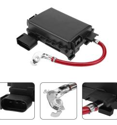 details about car fuse box battery terminal for volkswagen golf jetta mk4 beetle 1j0937550ab [ 1001 x 1001 Pixel ]