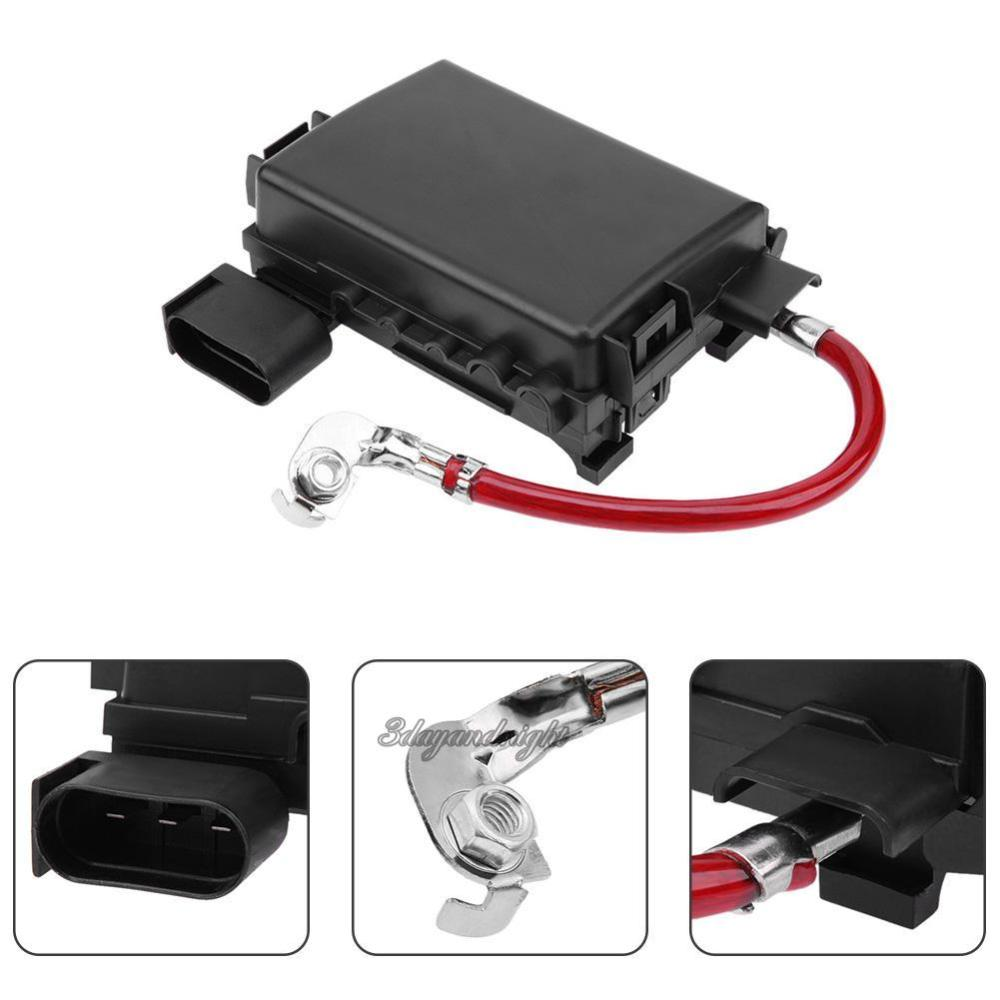 medium resolution of details about car fuse box battery terminal for volkswagen golf jetta mk4 beetle 1j0937550ab