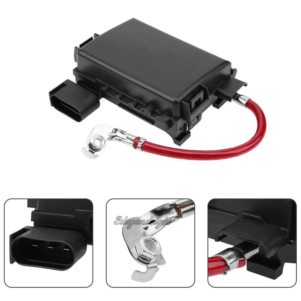 hight resolution of details about car fuse box battery terminal for volkswagen golf jetta mk4 beetle 1j0937550ab