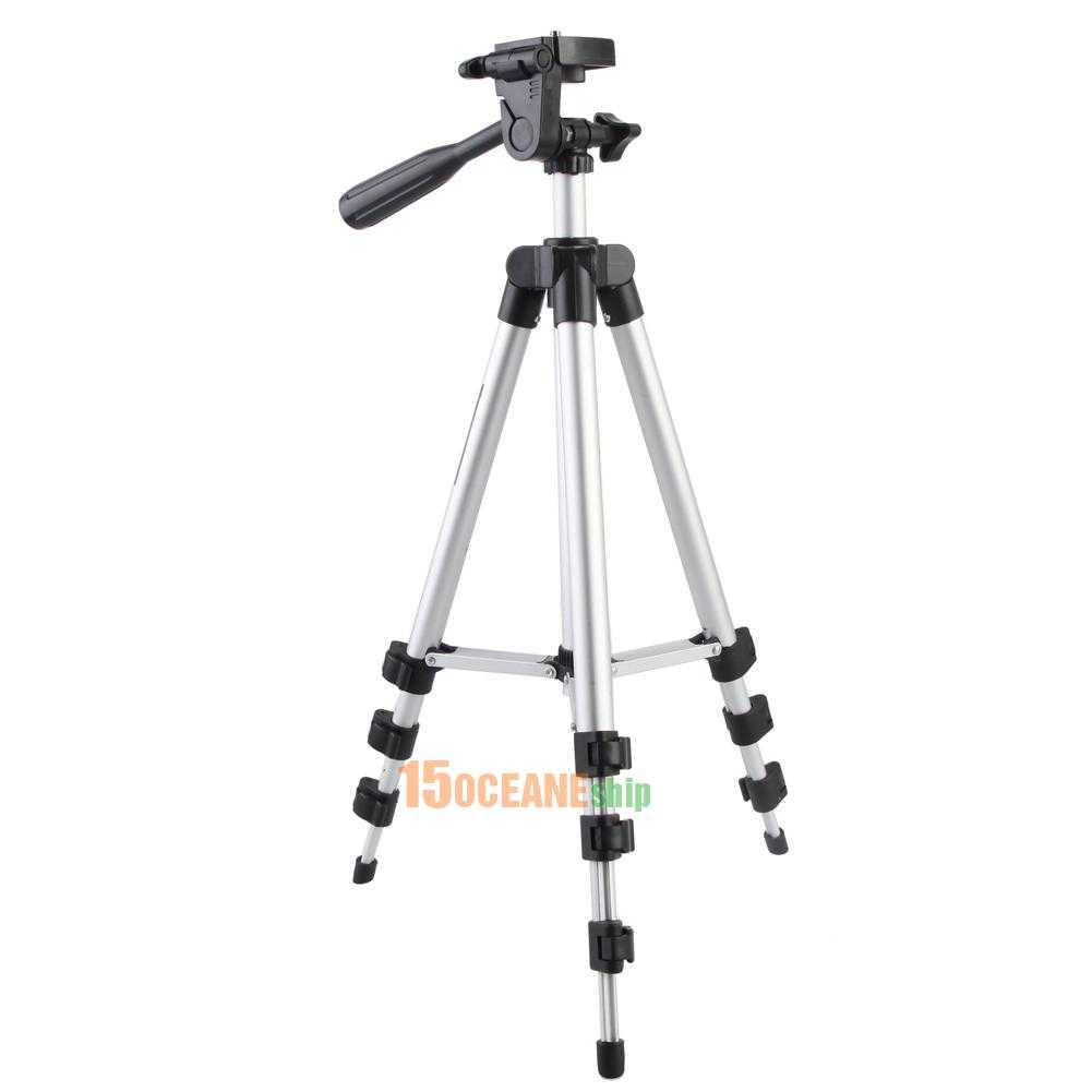 Universal Adjustable Digital/Video Camera Camcorder Tripod