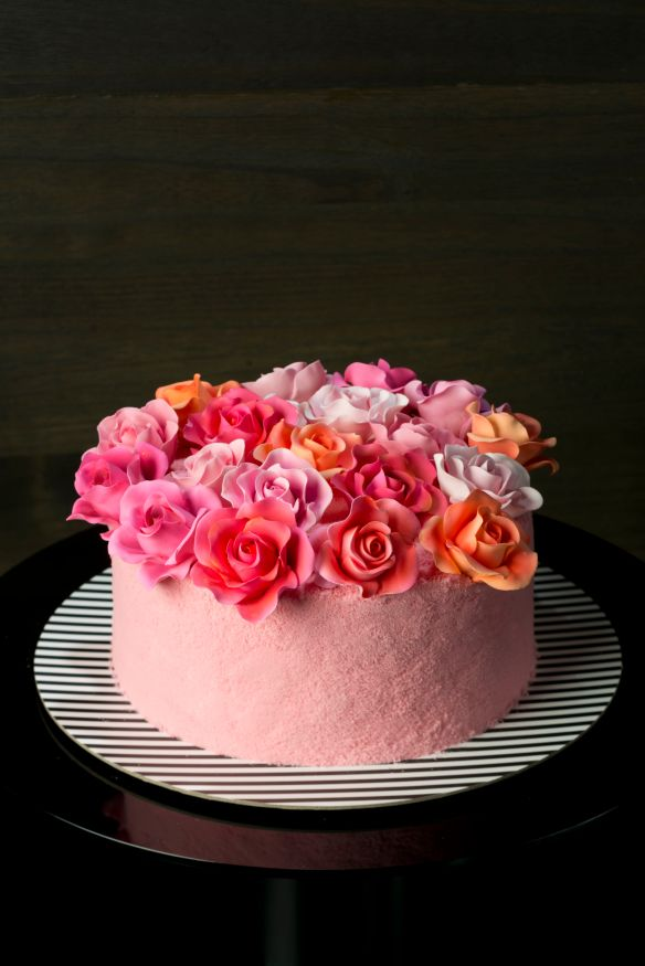 Ms B's CAKERY - Mother's Day cake 2014