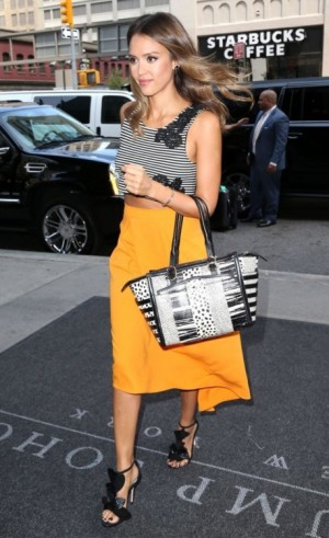 Jessica-Alba-KOTUR-Shoes-Sin-City-Press-Line-NYC-August-5-2014