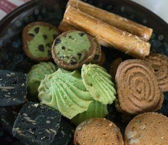 多多餅店でクッキー&ヌガー&その他もろもろ