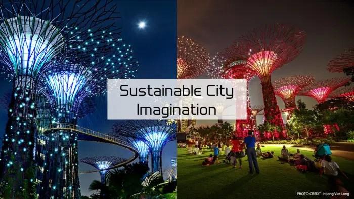 生物冷光照亮不夜城 永續都市想像無極限