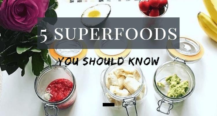 Vegan食譜中常見的五種超級食物(superfood),不是vegan的你更需要知道!