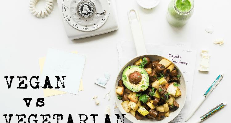 都是素食,vegan和vegetarian究竟差在哪?