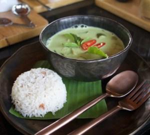 泰國烹飪體驗