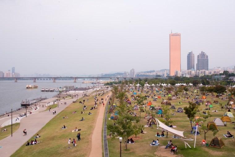 汝矣島漢江公園